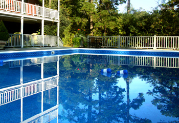 Glen-Ella Springs - The Pool