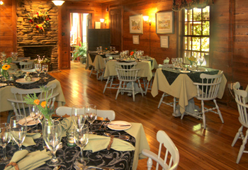 Glen-Ella Springs - Restaurant